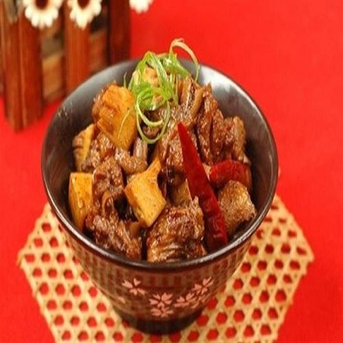 Bật mí cách nấu món vịt kho măng ngon đúng điệu   Món Miền Trung